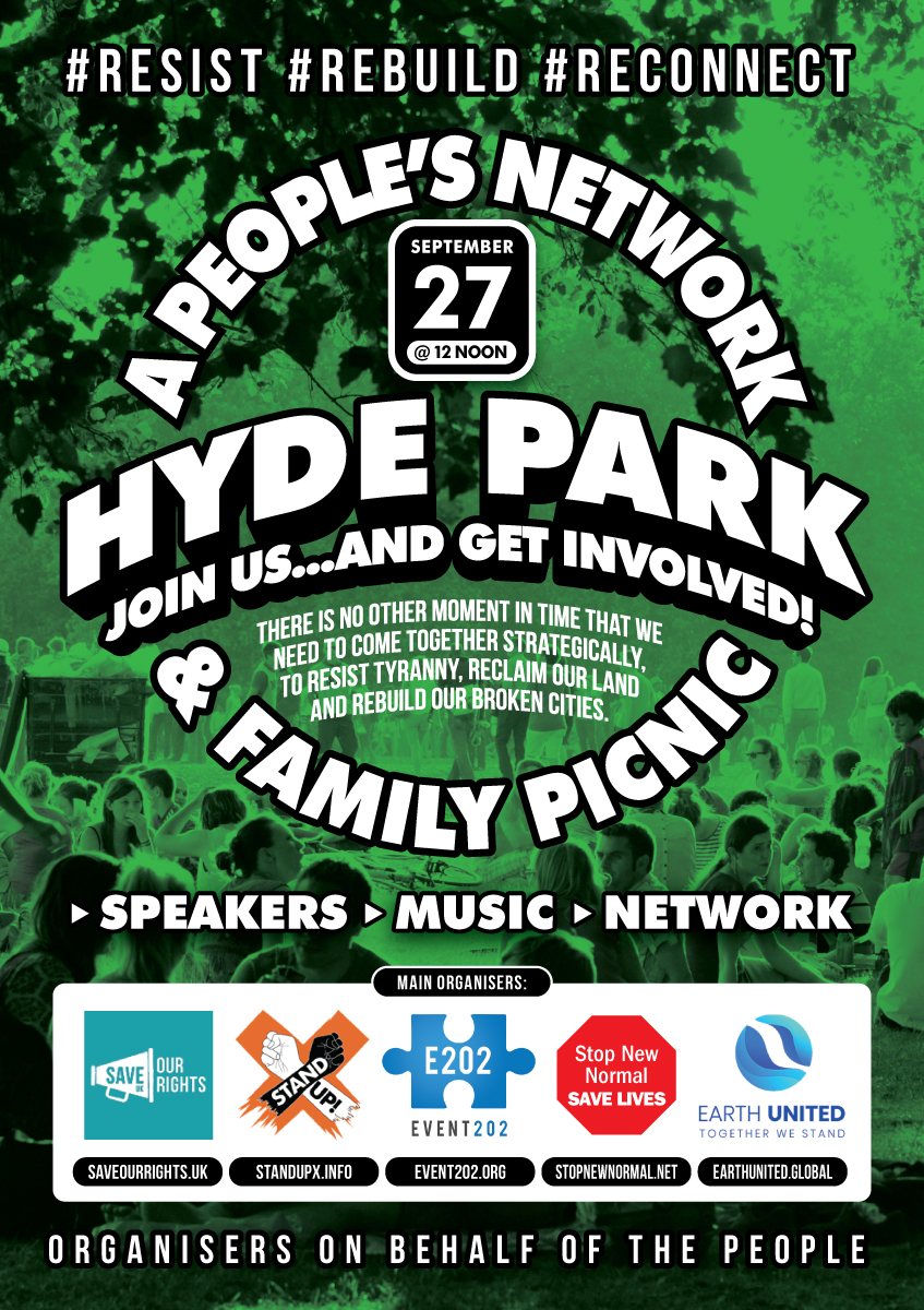 A People's Network & Family Picnic