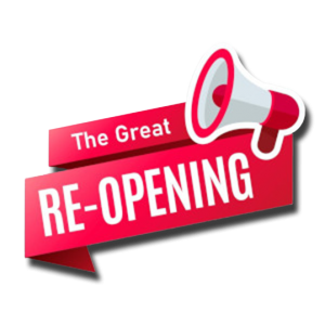 The Great Re-Opening